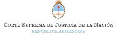 Corte Suprema de Justicia de la Nación - República Argentina